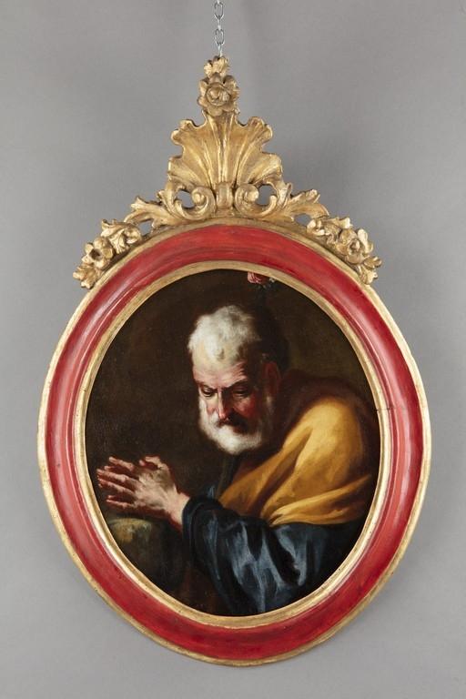 Cignaroli (attribuito), San Giuseppe