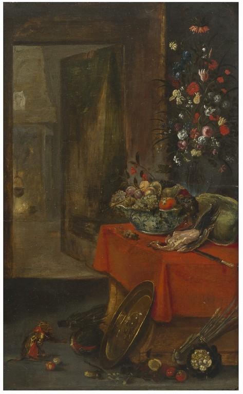 Van Kessel, Natura morta