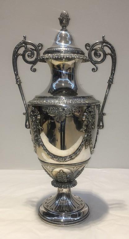 Vaso in argento