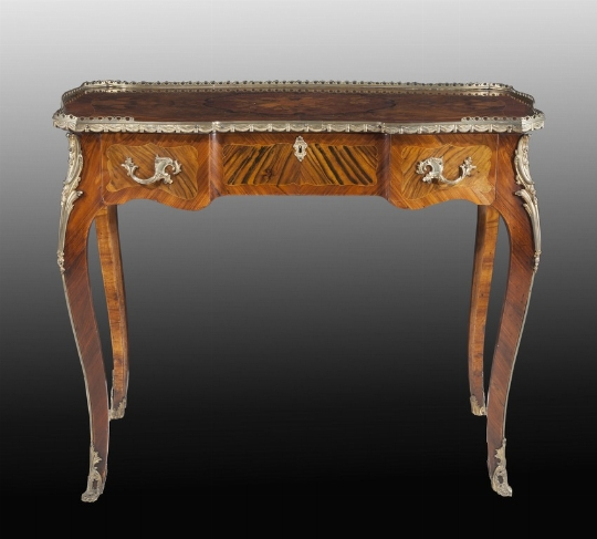 Tavolino, Francia fine del XIX secolo