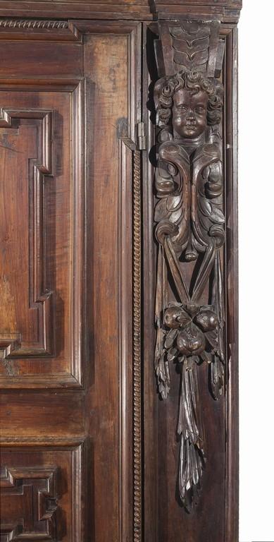 Armadio Bergamo, lesene
