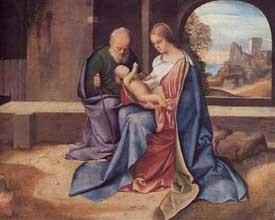Giorgione - PITTORI e SCULTORI