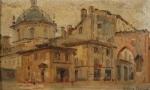 Arturo Ferrari - Pittori e scultori
