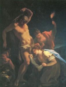 Pellegrini Giovanni Antonio - PITTORI e SCULTORI