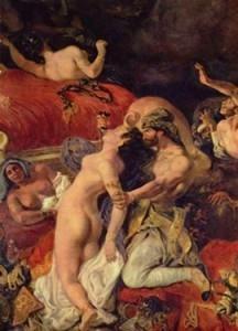Delacroix Eugène - PITTORI e SCULTORI