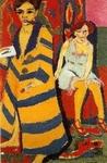 Kirchner Ernst Ludwig - Pittori e scultori