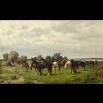 Von Thoren Otto Karl Kasimir - Pittori e scultori
