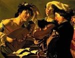 Van Baburen Dirk - Pittori e scultori