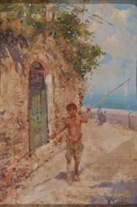 Caprile Vincenzo - PITTORI e SCULTORI