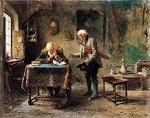 Gerolamo Induno - Pittori e scultori