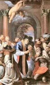 Carracci Agostino - PITTORI e SCULTORI
