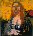 Jean Michel Basquiat - Pittori e scultori