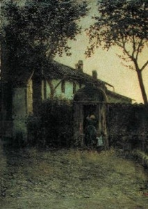 Morbelli Angelo - PITTORI e SCULTORI