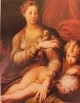 Francesco Mazzola (il Parmigianino) - Pittori e scultori