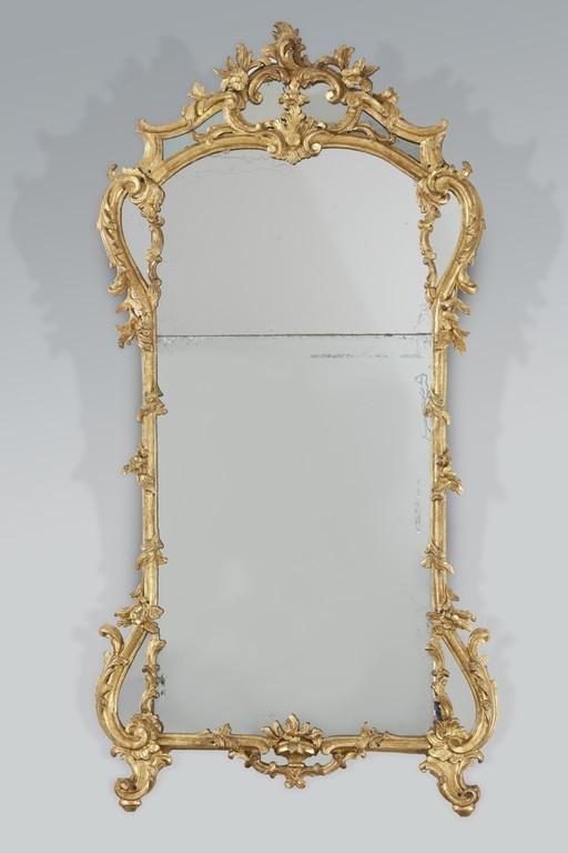 Specchiera, Francia, XVIII secolo - CATALOGO