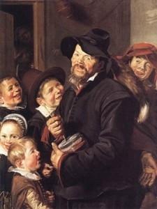Frans Hals - PITTORI e SCULTORI