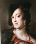 Carriera Rosalba - Pittori e scultori