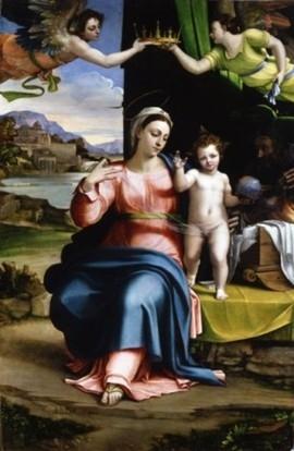 Del Piombo Sebastiano - PITTORI e SCULTORI