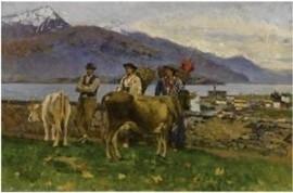 Dell'Orto Umberto - PITTORI e SCULTORI