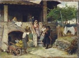 Bechi Luigi - PITTORI e SCULTORI