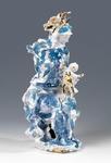 Lucio Fontana, 'Madonna col Bambino' - Galleria