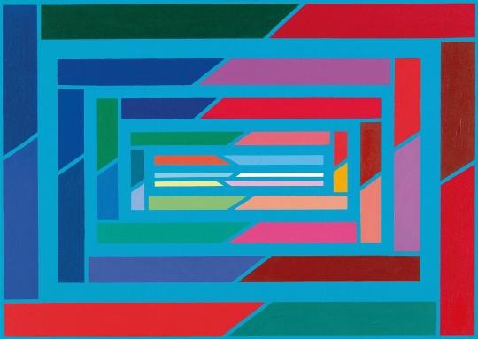Piero Dorazio, 'Sinope' - Galleria