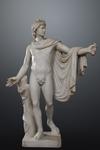"""Anonimo del XIX secolo, """"Apollo del Belvedere"""""""