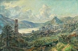 Hermann Lamb Oscar - PITTORI e SCULTORI