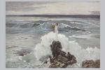 """Filippo Carcano, """"Nata dal mare"""", 1911"""