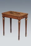Giuseppe Maggiolini, Tavolino con piano reversibile - Galleria