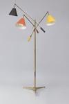 Angelo Lelii, Lampada da terra modello 12128 Triennale - Galleria
