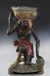 Moro caneforo del XVIII secolo - Galleria