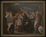 Andrea Celesti, 'Il ritrovamento della Vera Croce' - Galleria