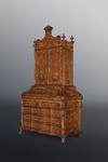 Bureau Trumeau, Lombardia, XVIII secolo - Galleria