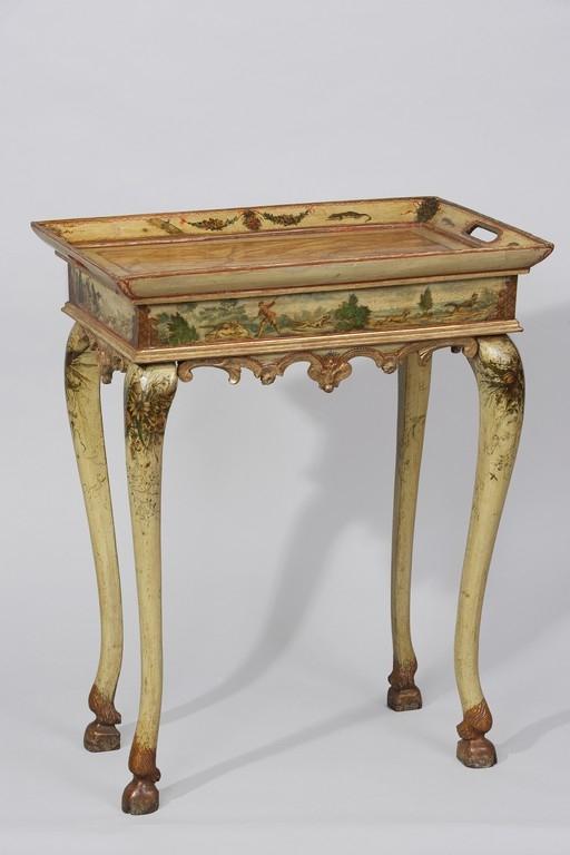 Tavolino, Venezia, XVIII secolo - CATALOGO