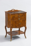 Piccolo mobile da centro, Piemonte, XVIII secolo - Galleria