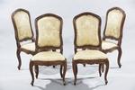 Quattro sedie, Genova, XVIII secolo - Galleria