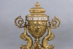 Trittico da camino, Francia, XIX secolo - Galleria