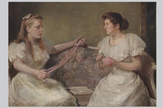 Charles Kay Robertson (circa 1888 - 1931) - Galleria