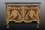 Commode, Francia, XIX secolo