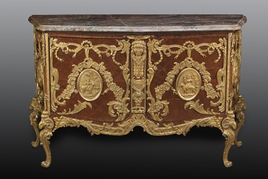 Commode, Francia, XIX secolo - Galleria