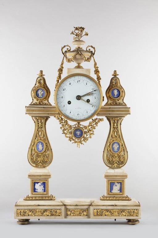 Orologio da tavolo, Francia, fine del XVIII  - CATALOGO