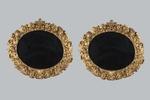 Coppia di specchiere, seconda metà del XVII secolo - Galleria