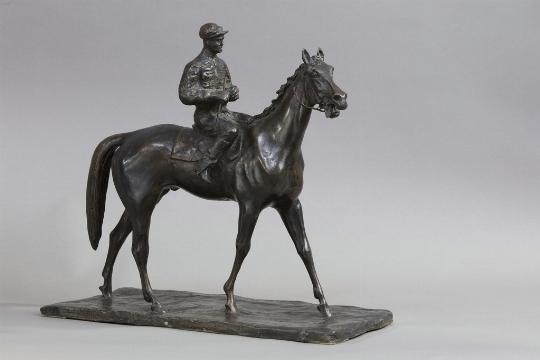 Paolo Troubetzkoy (Intra, 1866 - 1938), 'Fantino' - Galleria
