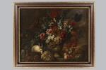 Scuola francese del XVII/XVIII secolo, Natura morta