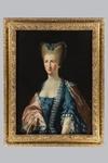Scuola francese del XVIII secolo, Ritratto di gentildonna