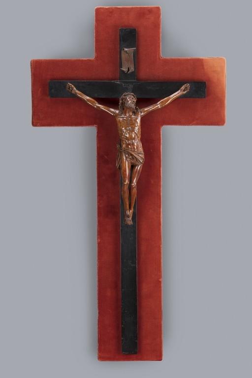 Cristo crocefisso, XVIII secolo